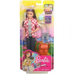 Papusa Skipper, Barbie Travel