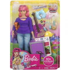 Papusa Daisy, Barbie Travel