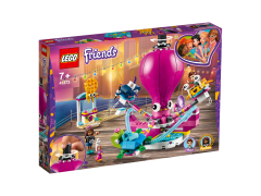 LEGO Friends - Cursa distractiva cu caracatita 41373