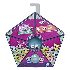 Set Littlest Pet Shop - Animalute Norocoase