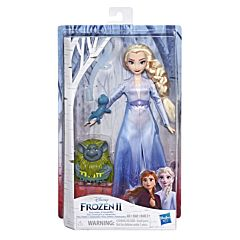 Frozen 2 Papusa Elsa cu accesorii