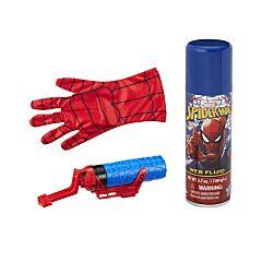 Lansator panza de paianjen, Spiderman