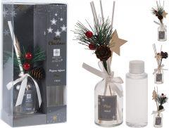 Set cadou parfum de camera cu decoratiune