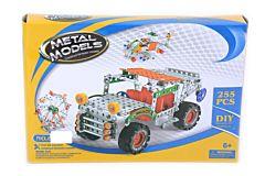 Camion asamblare metalica 255 piese, Piccolino