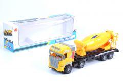 Camion betoniera, Piccolino
