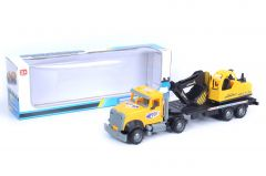 Camion excavator american, Piccolino