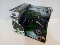 Super masina Grafitty Off-Road Army, Piccolino