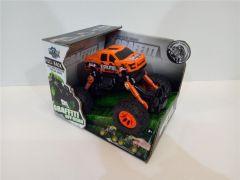 Super masina Grafitty Off-Road portocaliu, Piccolino