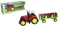 Tractor frictiune fermierul cu busteni, Piccolino