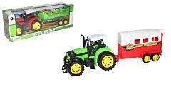 Tractor frictiune fermierul cu animale, Piccolino