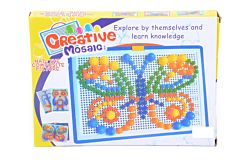 Puzzle cu pioneze fluture, Piccolino