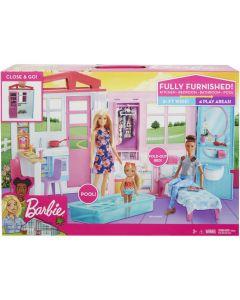Casuta jucarii Barbie