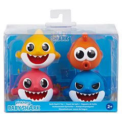 Jucarie de baie, Baby Shark