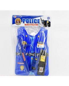 Vesta Politie Cu Accesorii