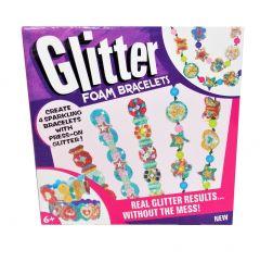 Set Creatie Bratari Cu Gliter