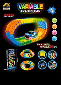 Circuit Luminos 48Pcs