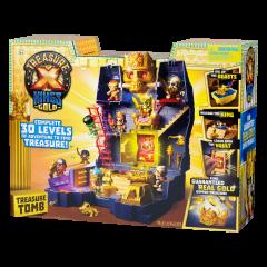 Set de joaca Mormantul Regelui, Treasure X S3