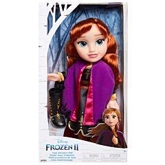 Frozen II: Papusa Anna cu rochie