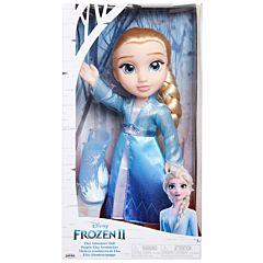 Frozen II: Papusa Elsa cu rochie