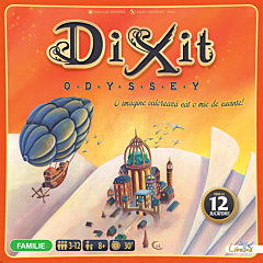Dixit Odyssey RO