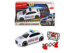 Masinuta Politia Romana Audi RS3, Dickie Toys