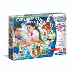 100 Experimente Stiintifice - Stiinta & Joaca, Clementoni