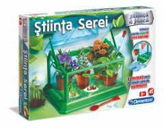 Stiinta serei - Stiinta & joaca, Clementoni