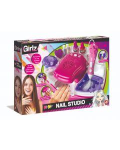 Clementoni Girlz - Nail Studio