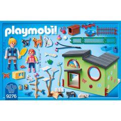 Jucarie Playmobil Pet Hotel - Crescatorie de pisicute