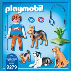 Jucarie Playmobil Pet Hotel - Dresor de caini