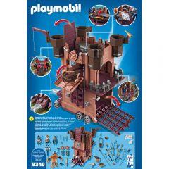 Jucarie Playmobil Dwarfs - Fortareata cavalerilor pitici
