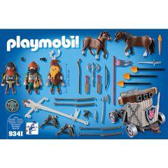 Jucarie Playmobil Dwarfs - Balista cavalerilor pitici