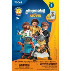 Jucarie Playmobil Movie - Figurina film S1