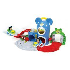 Jucarie Clementoni - Centru de activitati - Garajul lui Mickey