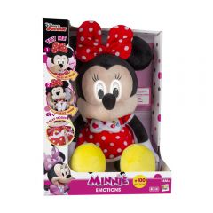 Jucarie plus interactiva Minnie Emotions