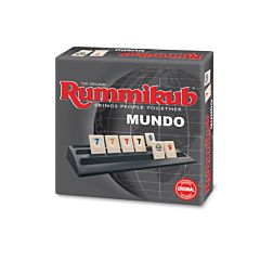 Joc rummy Rummikub Mundo