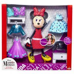 Set papusa MinnieMouse si accesorii