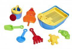 Set jucarii pentru nisip, Multicolor, 10 luni +