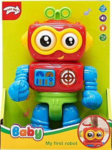 Robotel cu sunete si miscari Carrefour baby