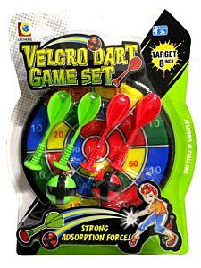 Set darts cu sageti Regency, Multicolor