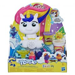 Play-doh unicorn cu inghetata