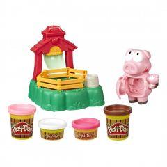 Play-doh familia purcelusilor