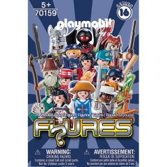 Jucarie Playmobil Figures - Figurine baieti, Seria 16
