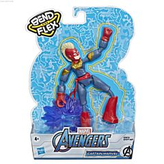 Figurina Avengers Bend and Flex