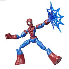 Figurina Spider-Man Bend and Flex