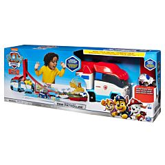 Set Transportor 2 in 1 si vehicul True Metal Robopies Paw Patrol
