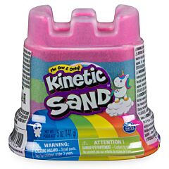 Kinetic sand castle Curcubeu