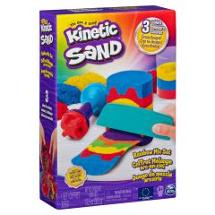 Kinetic sand Curcubeu set