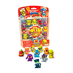 Set 10 figurine, Superzings