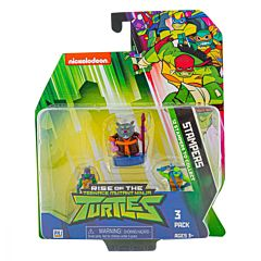 Set 3 stampile surpriza Ninja Turtles